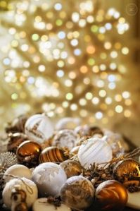 Pretty xmas ornaments